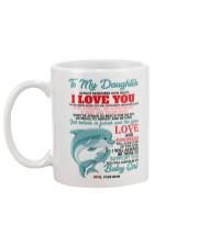 MOM TO DAUGHTER Mug back