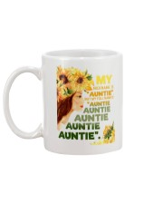 My nickname is ''auntie'' Mug back