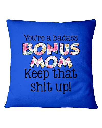 You're a badass bonus mom