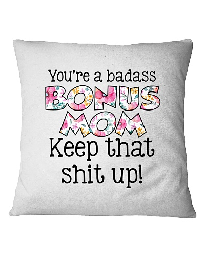 You're a badass bonus mom