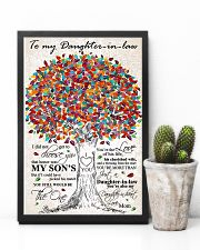 MOM TO DAUGHTER IN LAW 16x24 Poster lifestyle-poster-8