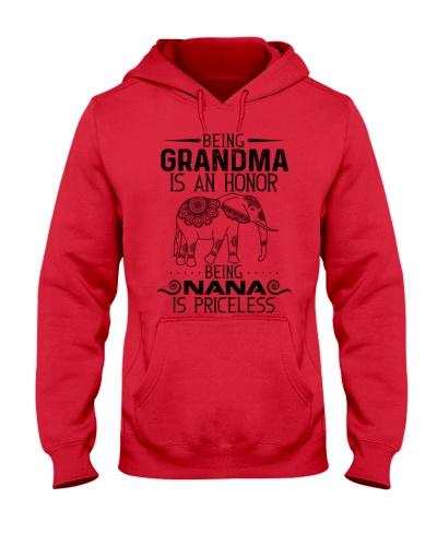 BEING GRANDMA IS AN HONOR