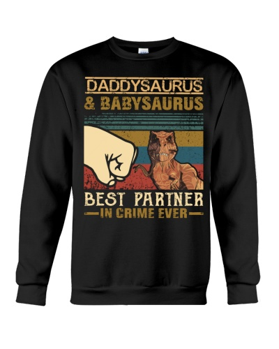 DADDYSAURUS - DINOSAURUS - PARTNER IN CRIME