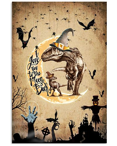 Halloween - Dinosaurs - I Love You To The Moon