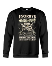 T-SHIRT - HUSBAND - HAND IN HAND Crewneck Sweatshirt thumbnail