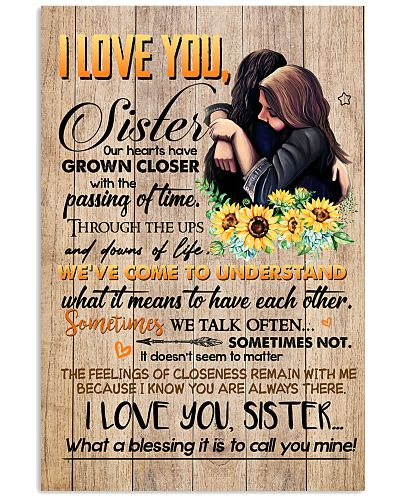 I LOVE YOU SISTER - GIRLS