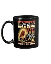 MUG - TO MY BONUS DAD - FATHER'S DAY Mug back