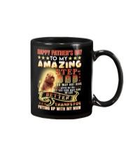MUG - TO MY BONUS DAD - FATHER'S DAY Mug front