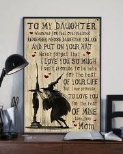 To Daughter - Witch - Whenever You Feel  16x24 Poster lifestyle-poster-2