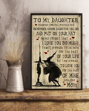 To Daughter - Witch - Whenever You Feel  16x24 Poster lifestyle-poster-3