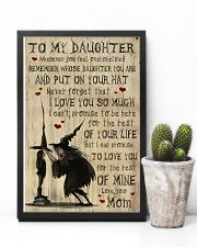 To Daughter - Witch - Whenever You Feel  16x24 Poster lifestyle-poster-8