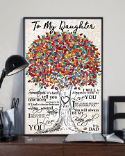 TO MY DAUGHTER 16x24 Poster lifestyle-poster-2