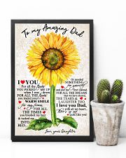 DAUGHTER TO DAD 16x24 Poster lifestyle-poster-8