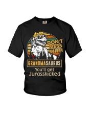 GRANDMASAURUS Youth T-Shirt thumbnail