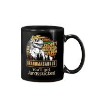 GRANDMASAURUS Mug thumbnail
