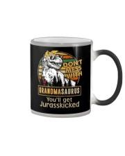 GRANDMASAURUS Color Changing Mug thumbnail