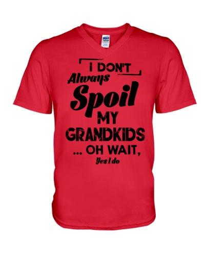 I don't always spoil