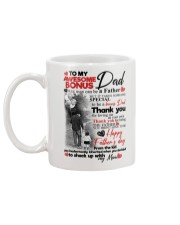 DAUGHTER TO STEPDAD Mug back