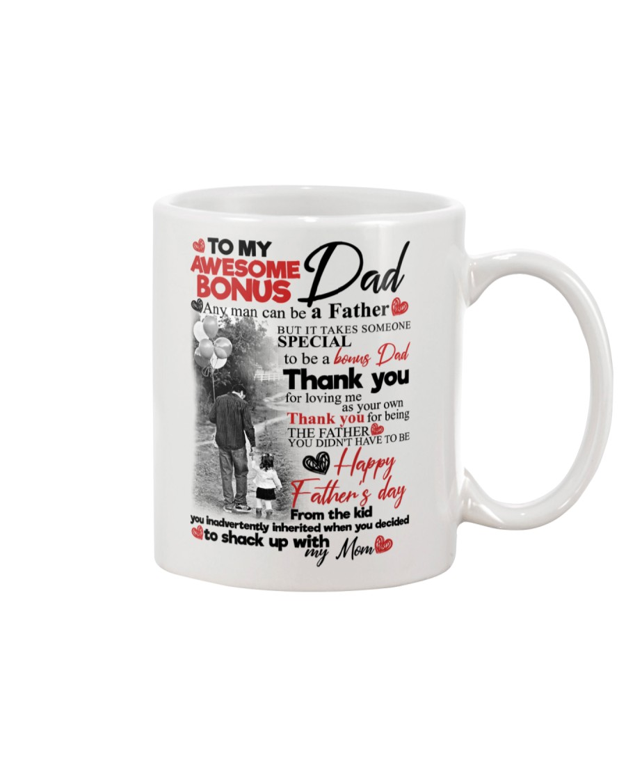 DAUGHTER TO STEPDAD Mug