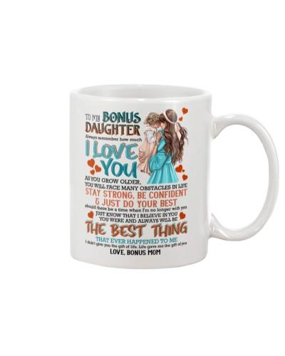 BONUS MOM TO BONUS DAUGHTER