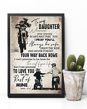 Daughter - Motorcycling - Wherever Your Journey  16x24 Poster lifestyle-poster-8