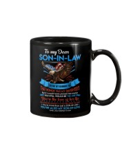 MOM TO SON IN LAW Mug front