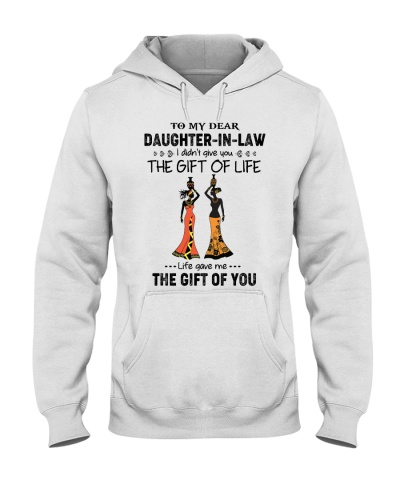DAUGHTER-IN-LAW - AFRICAN WOMAN - GIFT OF LIFE