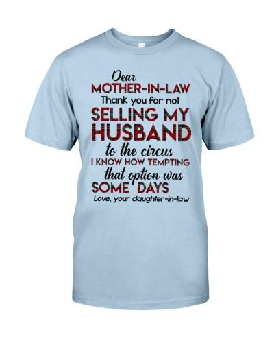 Dear mother-in-law