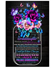 Grandma to Granddaughter - Who You Are - Poster 16x24 Poster front