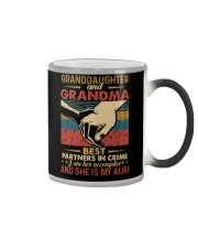 GRANDMA AND GRANDCHILDREN - TSHIRT Color Changing Mug thumbnail