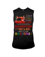 I'M JUST A WOMAN Sleeveless Tee tile