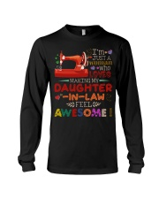 I'M JUST A WOMAN Long Sleeve Tee tile