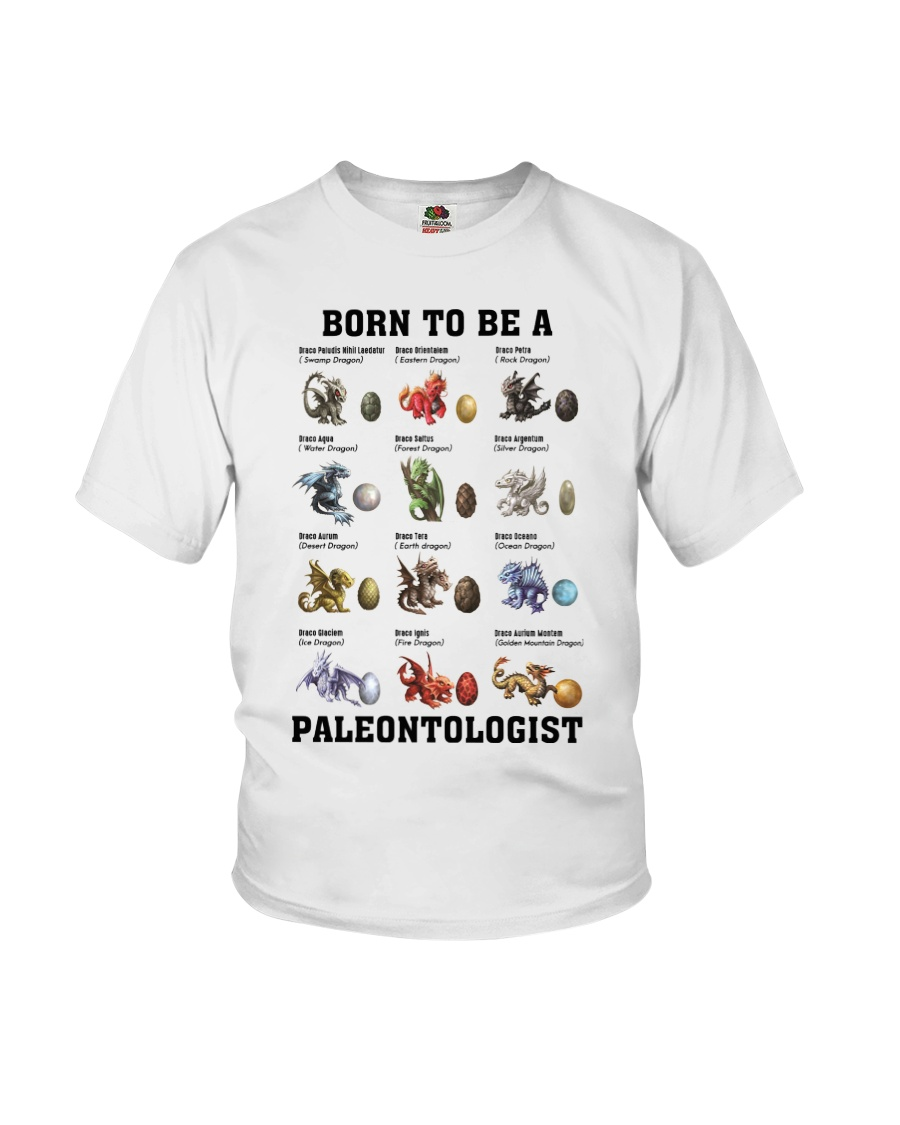 TO KIDS - DRAGON TYPES - SCHOOL Youth T-Shirt
