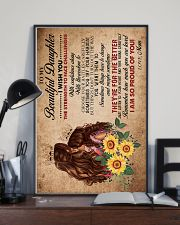 TO DAUGHTER - QUEEN - I WISH 16x24 Poster lifestyle-poster-2