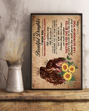 TO DAUGHTER - QUEEN - I WISH 16x24 Poster lifestyle-poster-3