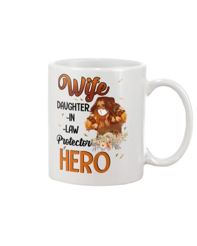 MUG - DAUGHTER-IN-LAW - WIFE - PROTECTOR - HERO