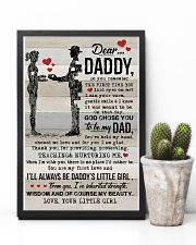 TO MY DAD - DO YOU REMEMBER THE FIRST TIME 16x24 Poster lifestyle-poster-8