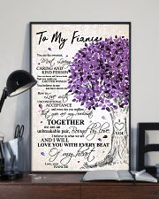 TO MY FIANCE 16x24 Poster lifestyle-poster-2