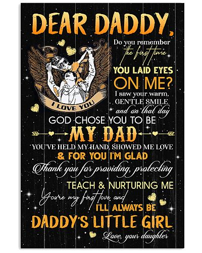 DEAR DADDY - DADDY'S LITTLE GIRL