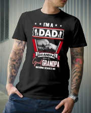 GRANDPA - DAD - TSHIRT Classic T-Shirt lifestyle-mens-crewneck-front-6