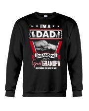 GRANDPA - DAD - TSHIRT Crewneck Sweatshirt thumbnail
