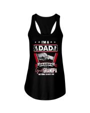 GRANDPA - DAD - TSHIRT Ladies Flowy Tank thumbnail
