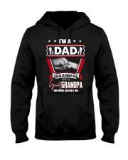 GRANDPA - DAD - TSHIRT Hooded Sweatshirt thumbnail