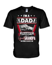 GRANDPA - DAD - TSHIRT V-Neck T-Shirt thumbnail