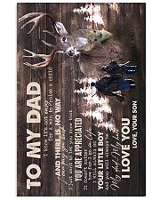 To My Dad - Vintage - Poster 16x24 Poster front