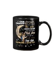 FOR SISTER-IN-LAW WE BECAME - GIRLS Mug front