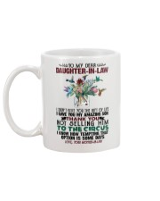 DAUGHTER-IN-LAW - PROTEA - HUMMINGBIRD - CIRCUS Mug back