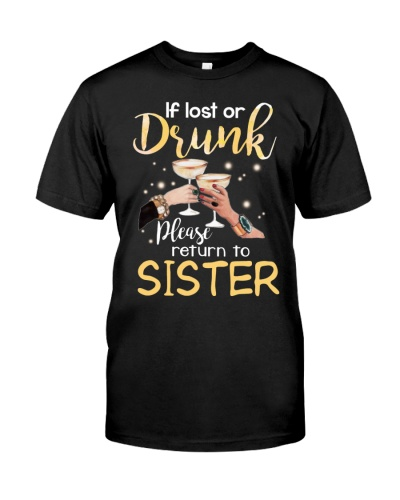 If lost or Drunk Please to Sister