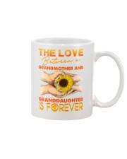 Grandma to Granddaughter - Mug  Mug front