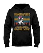 GRANDMA- SAURUS - AWESOME Hooded Sweatshirt thumbnail